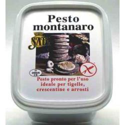 confezione di Pesto Montanaro 200 gr - S.a.p. salumificio Pavullese