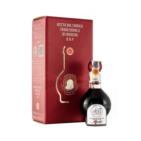 Aceto Balsamico Tradizionale di Modena D.O.P. - Affinato 100 ml Selezioni Góst in confezione