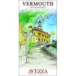 Vermouth Bianco 75 cl - Avezza