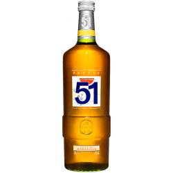 Pastis 51 de Marseille 1 lt - Ricard