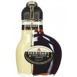 Liquore Al Caffe' E Crema Di Latte 70 cl - Sheridan's