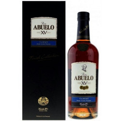 """Ron """"Finish Collection Tawny"""" 70 cl - Abuelo"""