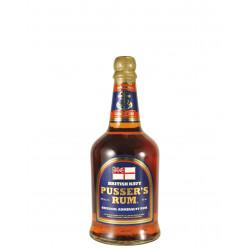 British Navy Rum original 70 cl - Pusser's