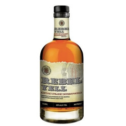 Kentucky Straight Bourbon Whisky 70 cl - Rebel Yell