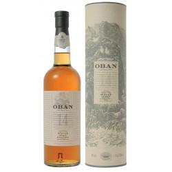 Scotch Whisky Single malt 14 anni 70 cl - Oban