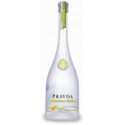 Vodka Citron 70 cl - Pravda