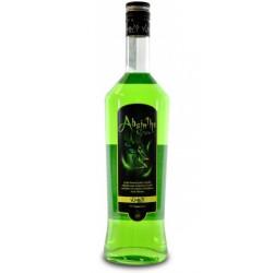 Absinthe green 70 cl -Yummy