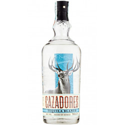Tequila bianca 70 cl - Cazadores
