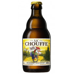 Birra blonde 33 cl -  La Chouffe