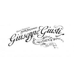 logo Aceto Balsamico di Modena I.G.P. - Etichetta bianca 250 ml G. Giusti