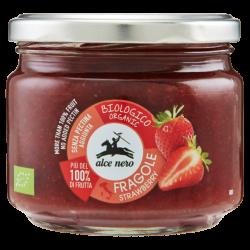 Composta di fragole bio 270 gr - Alce Nero
