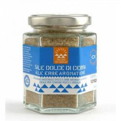 Sale Dolce di Cervia alle Erbe Aromatiche 175 gr - Salina di Cervia