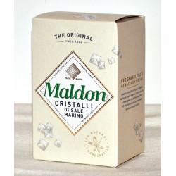 Cristalli di sale marino 125 gr - Maldon