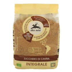 Zucchero integrale di canna biologico 500 gr - Alce Nero