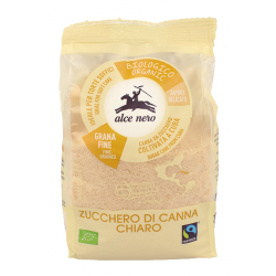 Zucchero di canna chiaro biologico 500 gr - Alce Nero