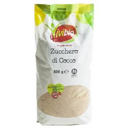 Zucchero di Cocco  biologico 500 gr - Vivibio