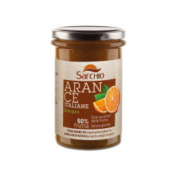 Composta arance bio 320 gr - Sarchio
