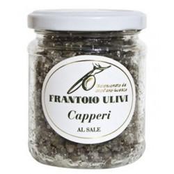 Capperi sotto sale 140 gr - Frantoio ulivi di Liguria